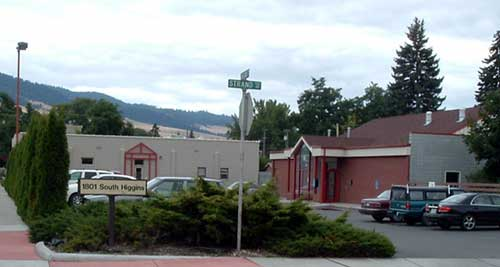 Human Resource Council Missoula County Office